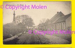 TOPPER = DE BEURS Met DAKWERKERS Te OELEGHEM = OELEGEM RANST Verzonden In 1909 Onverdeelde Achterkant Dus Voor 1906 4131 - Ranst