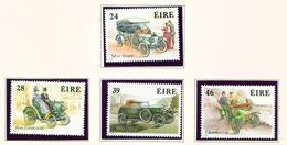 IRELAND  -  1989 Classic Cars Set Unmounted/Never Hinged Mint - Ungebraucht