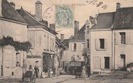 Graçay Rue St Martin - Graçay