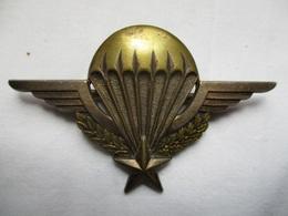 Insigne Brevet De Parachutiste - Les Insignes Militaires Drago (esercito Italiano?) - Luftwaffe