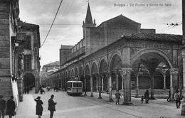 BOLOGNA    Via Mazzini  ..... Tramway - Bologna