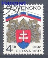 Slovakia 1997 Mi 287 Cancelled ( SZE4 SLK287 ) - Timbres