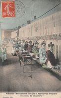 Aubusson Un Atelier De Savonneries - Aubusson