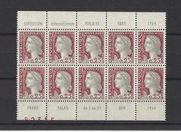 FRANCE.  YT N° 1263  Neuf **   1960 - 1960 Maríanne De Decaris