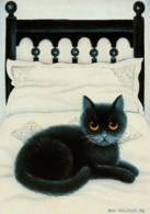 CPM - CHAT - ILLUSTRATION De ANNA HOLLERER - Edition Luka Basic - Cats