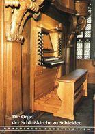 """Schleiden B Gemünd Eifel 1993 """"Die Orgel Der Schloßkirche"""" Heimatbuch Rheinische Kunststätten - Verein Für Denkmalpflege - Arquitectura"""