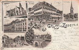 Zabern Gruss - France