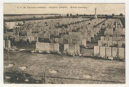 62 - Feuchy Chapel  -  Cimetière Britannique - France
