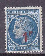 N° 791 Type Cérès De Mazelin Surchargé : Un  Timbre Impeccable Sans Charnière - Unused Stamps