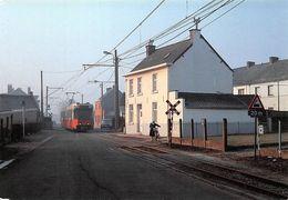 Anderlues Ligne Charleroi La Louvière Tramway Tram - Anderlues