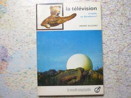 La Nouvelle Encyclopédie La Télévision Progrès Ou Décadence ? André Diligent Hachette 1965 - Encyclopédies