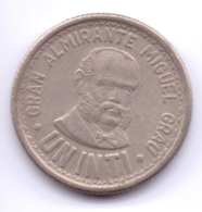 PERU 1986: 1 Inti, KM 296 - Pérou