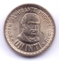 PERU 1985: 1 Inti, KM 296 - Pérou
