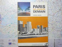 La Nouvelle Encyclopédie Paris Hier, Aujourd'hui, Demain Michel Ragon  Hachette 1965 - Encyclopédies