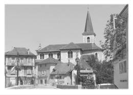 LES ECHELLES - Vue Du Centre - Les Echelles