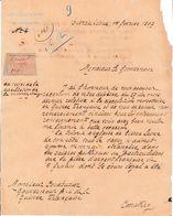 1897 SIERRA LEONE - Circulation MONÉTAIRE Lettre à M .COUSTURIER Gouverneur De La GUINÉE Fse à CONAKRY - Documents Historiques