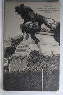 AK St. Privat (Kriegsmuseum) Denkmal D. 3. Garde-Regts. Z. F. Ungebraucht #PG894 - Frankreich