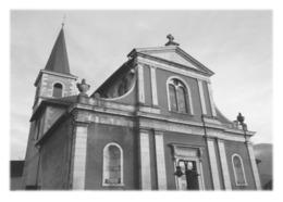 LES ECHELLES - L'église De L'Annonciation - Les Echelles