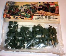 Maquette 25 Pdr.Gun & Limber - Airfix - Militaire Voertuigen
