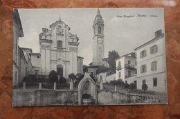 ARONA (ITALIE) - LAGO MAGGIORE - CHIESA - Otras Ciudades