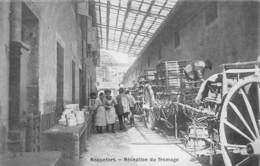 AVEYRON  12  ROQUEFORT - RECEPTION DU FROMAGE - Roquefort