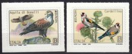 Italy 2019 Europa Birds 2v MNH - Oiseaux