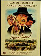 Jean De Florette & Manon Des Sources - Coffret Collector - ( 3 DVD ) - Version Remastérisée . - Comedy