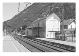 EPIERRE - La Gare D'Epierre-Saint-Léger - Autres Communes