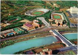 STADIO OLIMPICO  STADIO DEI MARMI  Foro Italico  Piscina Olimpica  Roma  Estadio  Stadium  Stadion - Soccer