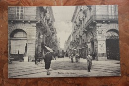 TORINO (ITALIE) - VIA ROMA - Italia