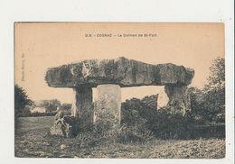 87 COGNAC LE DOLMEN DE SAINT FORT CPA BON ETAT - Dolmen & Menhirs