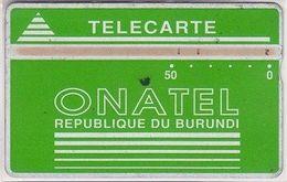 18/ Burundi; P2. Green Logo; CP 406A - Burundi