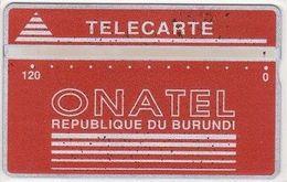 20/ Burundi; P3. Red Logo; CP 711D - Burundi