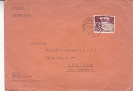 SUISSE ENVELOPPE, CIRCULEE ANNEE 1950 DE MENDRISIO A CORDOBA, ARGENTINE  -LILHU - Covers & Documents