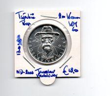 TSJECHIE REP. 200 KORUN ND-2003 ZILVER JAROSLOV VRCHLICKAY - Czech Republic
