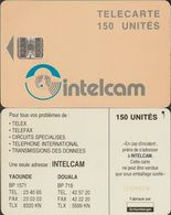 26/ Cameroon; P14. Orange - Logo, 150 Ut., SC7, CN C53149078 - Camerún