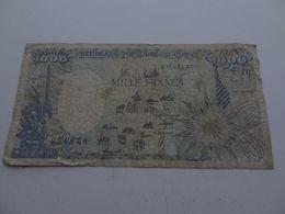 1000 Francs Congo 1990 - Republic Of Congo (Congo-Brazzaville)