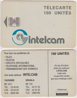 29/ Cameroon; P17. Grey - Logo, 100 Ut., SC7, No CN - Cameroon