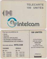 29/ Cameroon; P17. Grey - Logo, 100 Ut., SC7, No CN - Camerún