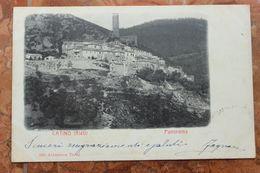 RIETI (ITALIE) - CATINO - PANORAMA - Rieti