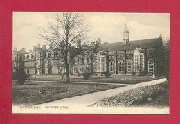 C.P. Cambridge =  Sidgwick Hall - Cambridge