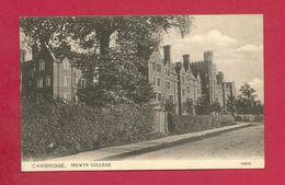 C.P. Cambridge =  Selwyn  College - Cambridge