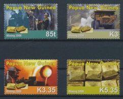 Papaousie 2008 Minerals Minéraux Gold Or - Minéraux