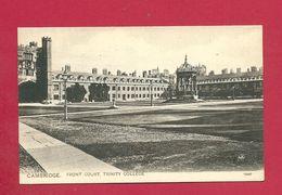 C.P. Cambridge =  Front Court  Trinity  College - Cambridge