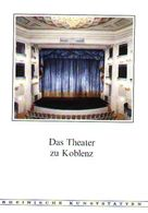 Koblenz Das Theater 1986 Heimatbuch Rheinische Kunststätten - Verein Für Denkmalpflege - Arquitectura