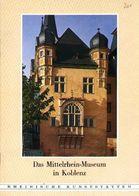 Koblenz Das Mittelrheinmuseum 1977 Heimatbuch Rheinische Kunststätten - Verein Für Denkmalpflege - Arquitectura
