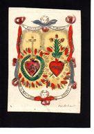 C 34.  3 Images Pieuses 18s. C.de Boudt - Images Religieuses