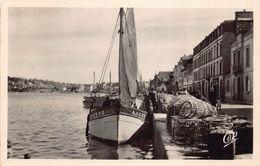 AUDIERNE  - Vue Du Port ( CAP 77 Glacée) - Audierne