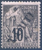 Tahiti N°11 - Neuf* - Cote 80€ - (F1337) - Used Stamps