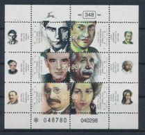 Israel  Nobel Albert EINSTEIN  Lev LANDAU MNH - Albert Einstein